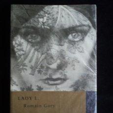 Libros de segunda mano: LADY L. ROMAIN GARY. EL COBRE. 2004 196 PAG. Lote 28871539