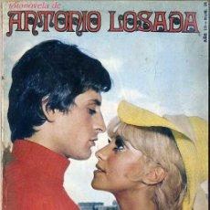 Libros de segunda mano: ANTONIO LOSADA : DEBO RENUNCIAR A TÍ - FOTONOVELA COMPLETA. Lote 29200958