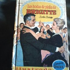 Libros de segunda mano: LAS BODAS DE PLATA DE BRIGITTE EDICION 1.961. Lote 29495304