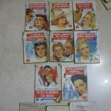 Libros de segunda mano: NOVELA ROSA DE EDITORIAL MOLINO, COLECCIÓN VIOLETA. NOVELA ROSA Y ED JUVENTUD. DIF. AÑOS. Lote 29604237