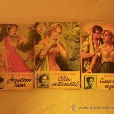 Libros de segunda mano: BRUGUERA. COL. PIMPINELA. (Nº 240, 280, 412, 426 Y 516). Lote 29656888