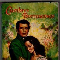 Libros de segunda mano: CUMBRES BORRASCOSAS POR EMILY BRONTE, AÑO 1945, 288 PAG. 17,5 X 11 CMS.COLECCION CENTAURO Nº 7. Lote 29873424