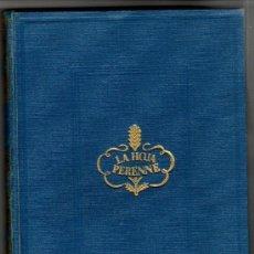 Libros de segunda mano: MATEU,COLECCION LA HOJA PERENNE -TENÍA QUE SUCEDER POR VICKI BAUM,AÑOS 40-50, VER IMAGENES. Lote 29957314