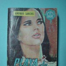 Libros de segunda mano: LIBRO. BIBLIOTECA DE CHICAS Nº 585, EDICIONES CID 1967. AMPARO SANCHÍS. PLAYA DE GAVIOTAS. Lote 30135826
