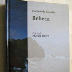 Libros de segunda mano: REBECA. DU MAURIER, DAPHNE. 2008. Lote 30239242