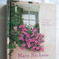 Libros de segunda mano: SECRETOS Y SOMBRAS. NICKSON, MARY. 2008. Lote 30466963