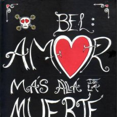 Libros de segunda mano: BEL: AMOR MÁS ALLÁ DE LA MUERTE (CARE SANTOS). Lote 31098823