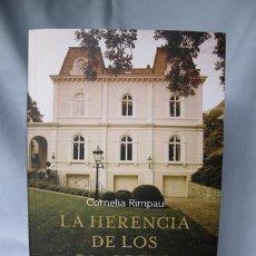 Libros de segunda mano: LA HERENCIA DE LOS SAALBERG - CORNELIA RIMPAU ***NUEVO*** . Lote 31686743