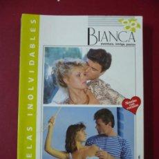 Libros de segunda mano - BIANCA - AVENTURA, INTRIGA Y PASION - NOVELA DEL CORAZON - SARA WOOD TDK91 - 31798737