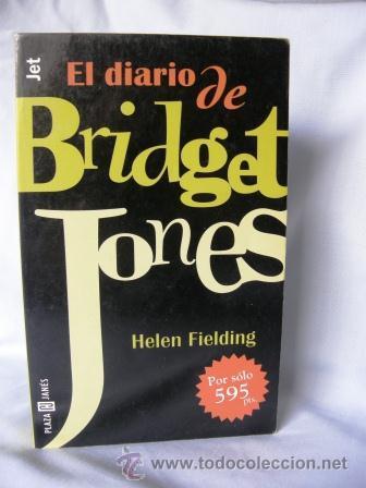 EL DIARIO DE BRIDGET JONES-HELEN FIELDING***¡¡¡OFERTA 3X2***!!! (Libros de Segunda Mano (posteriores a 1936) - Literatura - Narrativa - Novela Romántica)