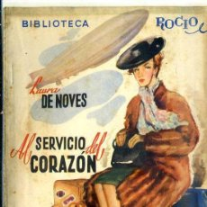 Livros em segunda mão: LAURA DE NOVES : AL SERVICIO DEL CORAZÓN (EDICIONES BETIS, C. 1945) . Lote 32670968