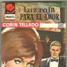 Libros de segunda mano: AMAPOLA Nº 670 EDI.BRUGUERA 1964 CORIN TELLADO - PORTADA JAIME GONZALEZ. Lote 32763921