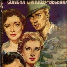 Libros de segunda mano: NIEBLA DESDE LA FRONTERA (CONCHA LINARES-BECERRA). Lote 33588430