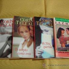 Libros de segunda mano: LOTE NOVELAS ROMANTICAS. Lote 33759991
