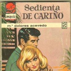 Libros de segunda mano: AMAPOLA Nº 675 EDI. BRUGUERA 1965 - Mª DOLORES ACEVEDO - EMILIO FREIXAS PORTADA. Lote 34315835