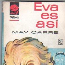 Libros de segunda mano: AMAPOLA Nº 784 EDI. BRUGUERA 1967 - MAY CARRE - ANGEL BADIA PORTADA. Lote 34315916