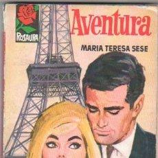 Libros de segunda mano: ROSAURA Nº 792 EDI. BRUGUERA 1965 - MARIA TERESA SESE - RAFAEL LARA PORTADA. Lote 34372114
