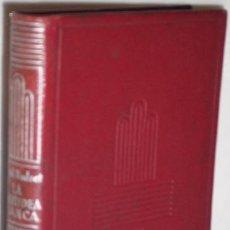 Libros de segunda mano: LA ORQUIDEA BLANCA POR SIGRID UNDSET DE ED. AGUILAR EN MADRID 1953 1ª EDICIÓN. Lote 34373780