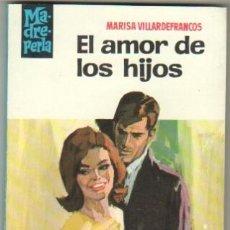 Libros de segunda mano: MADREPERLA Nº 981 EDI. BRUGUERA 1967 - MARISA VILLARDEFRANCOS - PORTADA DESILO. Lote 34502551
