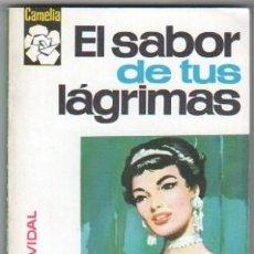 Libros de segunda mano: CAMELIA Nº 694 EDI. BRUGUERA 1967 - MARY VIDAL - DESILO PORTADA. Lote 34504278