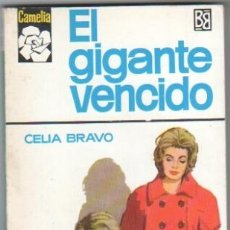Libros de segunda mano: CAMELIA Nº 668 EDI. BRUGUERA 1967 - CELIA BRAVO - ANGEL BADIA PORTADA. Lote 34504289