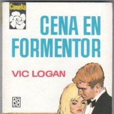 Libros de segunda mano: CAMELIA Nº 654 EDI. BRUGUERA 1967- VIC LOGAN - ANGEL BADIA PORTADA. Lote 34504304