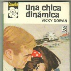 Libros de segunda mano: CAMELIA Nº 617 EDI. BRUGUERA 1966 - VICKY DORAN - ANGEL BADIA PORTADA. Lote 34504343