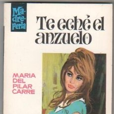 Libros de segunda mano: MADREPERLA Nº 1022 EDI. BRUGUERA 1968 - MARIA DEL PILAR CARRE - ANGEL BADIA PORTADA . Lote 34517624