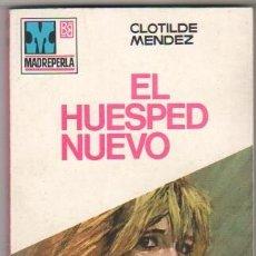 Libros de segunda mano: MADREPERLA Nº 1090 EDI. BRUGUERA 1969 - CLOTILDE MENDEZ - JORGE NÚÑEZ PORTADA . Lote 34517867