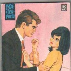 Libros de segunda mano: MADREPERLA Nº 803 EDI. BRUGUERA 1964 - CARLOS DE SANTANDER - LARA PORTADA . Lote 34518618