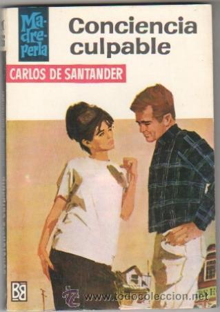 MADREPERLA Nº 866 EDI. BRUGUERA 1965 - CARLOS DE SANTANDER - ANGEL BADIA PORTADA (Libros de Segunda Mano (posteriores a 1936) - Literatura - Narrativa - Novela Romántica)