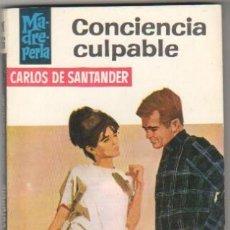 Libros de segunda mano: MADREPERLA Nº 866 EDI. BRUGUERA 1965 - CARLOS DE SANTANDER - ANGEL BADIA PORTADA. Lote 34518817
