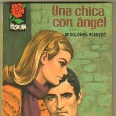 Libros de segunda mano: ROSAURA Nº 910 EDI. BRUGUERA 1967 - MARIA DOLORES ACEVEDO - EMILIO FREIXAS PORTADA. Lote 34542394