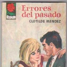 Libros de segunda mano: ROSAURA Nº 807 EDI. BRUGUERA 1965 - CLOTILDE MENDEZ - PORTADA RAFAEL LARA. Lote 34542765
