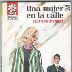 Libros de segunda mano: PIMPINELA Nº 947 EDI. BRUGUERA 1965 - CLOTILDE MENMDEZ - ANTONIO BOSCH PEÑALVA PORTADA. Lote 34550542