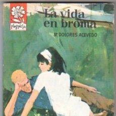 Libros de segunda mano: PIMPINELA Nº 953 EDI. BRUGUERA 1965 - MARIA DOLORES ACEVEDO - ANGEL BADIA PORTADA. Lote 34550558