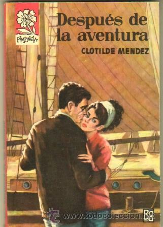 PIMPINELA 982 EDI. BRUGUERA 1965 - CLOTILDE MENDEZ - DIEGO CAMUÑAS PORTADA (Libros de Segunda Mano (posteriores a 1936) - Literatura - Narrativa - Novela Romántica)