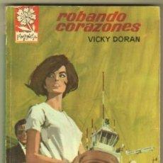 Libros de segunda mano: PIMPINELA Nº 1012 EDI. BRUGUERA 1966 - VICKY DORAN - ANGEL BADIA PORTADA. Lote 34550654