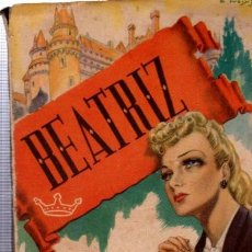 Libros de segunda mano: BEATRIZ, MARÍA MARECHAL, COLECCIÓN PARA TÍ Nº 12, HYMSA, BARCELONA 1942. Lote 34798146