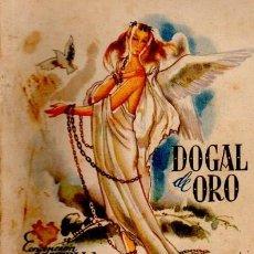 Libros de segunda mano: BIBLIOTECA ROCÍO, DOGAL DE ORO, CONCEPCIÓN CASTELLANA DE ZAVALA, VOL 94, EDICIONES BETIS. Lote 34918773