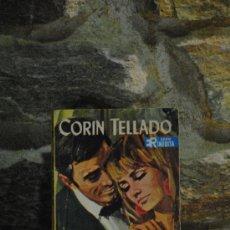 Libros de segunda mano: TU NOCHE DE BODA. CORIN TELLADO. EDITORIAL ROLLAN. 1968. SERIE INEDITA. 128PAG. RUSTICA EDITORIAL. Lote 34951300