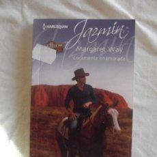 Libros de segunda mano: NOVELA ROMANTICA - HARLEQUIN JAZMÍN - LOCAMENTE ENAMORADA DE MARGARET WAY. Lote 35685793