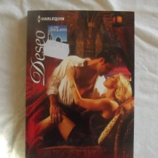 Libros de segunda mano: NOVELA ROMANTICA - HARLEQUIN DESEO - LA SEDUCCIÓN DEL JEQUE DE OLIVIA GATES. Lote 35689135