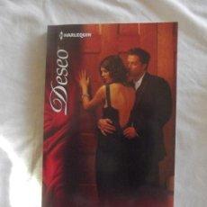 Libros de segunda mano: NOVELA ROMANTICA - HARLEQUIN DESEO - RECUERDOS OCULTOS DE ANDREA LAURENCE. Lote 85412388