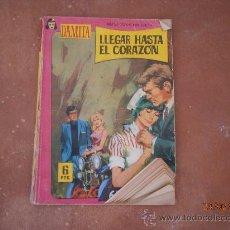 Libros de segunda mano: LIBRO LLEGAR HASTA EL CORAZÓN. Lote 35944801