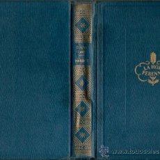 Libros de segunda mano: SINCLAIR LEWIS BABBITT MATEU EDITOR BARCELONA COLECCION LA HOJA PERENNE. Lote 36437947