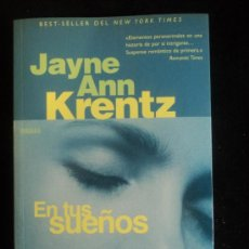 Libros de segunda mano: EN TUS SUEÑOS. JAYNE ANN KRENTZ. ED. VERGARA 2000 343 PAG. Lote 36559565