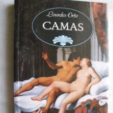 Libros de segunda mano: CAMAS. ORTIZ, LOURDES. 1989. Lote 36921705