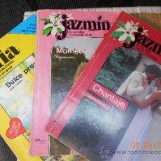 Libros de segunda mano - libro romantica: lote 3 novelas jazmin 311 y 292 y julia 57 ma.e - 37279801