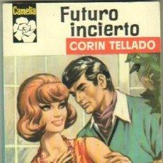 Libros de segunda mano: CAMELIA 527 EDI. BRUGUERA 1964 - CORIN TELLADO - EMILIO FREIXAS PORTADA. Lote 37875725